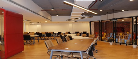 Shared Office And Coworking Space In Noida Neighborhood Coworking